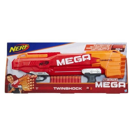 Imagine BLASTER MEGA TWINSHOCK