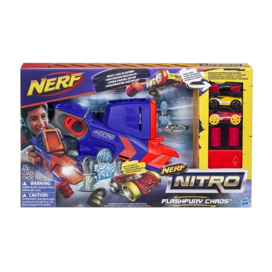 Imagine BLASTER RAPID FLASHFURY NITRO