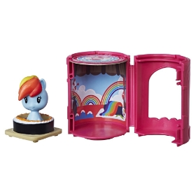 Imagine MLP FIGURINE IN CUTIUTA SURPRIZA