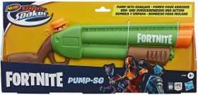 Imagine  NERF SUPER SOAKER FORTNITE PUMP SG