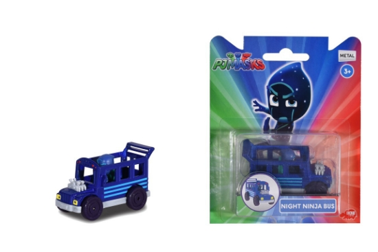 Imagine PJ MASKS PERSONAJ NIGHT NINJA BUS