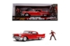 Imagine MACHETA METALICA FREDDY KRUEGER 1958 CADILLAC MODEL 62 SCARA 1 LA 24