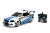 Imagine FAST AND FURIOUS RC NISSAN SKYLINE GTR SCARA 1 LA 16
