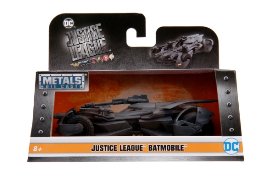 Imagine  BATMAN MASINUTA METALICA BATMOBIL JUSTICE LEAGUE