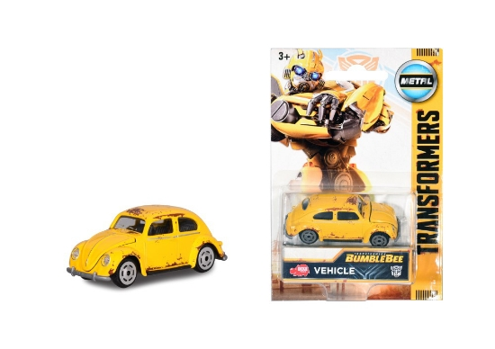 Imagine TRANSFORMERS MASINUTA METALICA M6 BUMBLEBEE