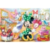 Imagine PUZZLE TREFL 100 MINNIE LA SALONUL DE INFRUMUSETARE
