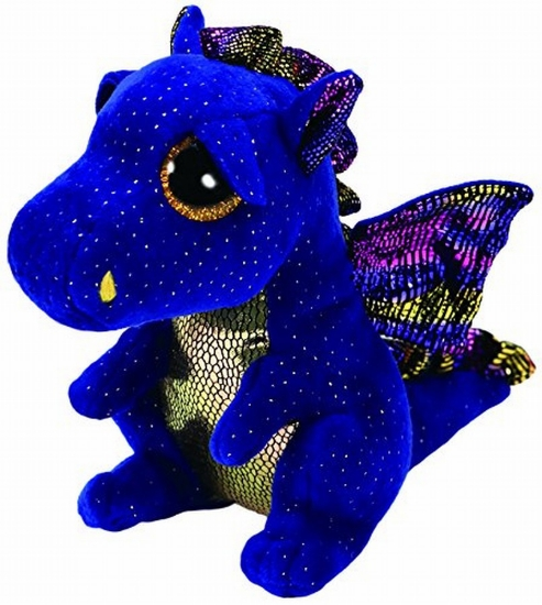 Imagine PLUS TY 24CM BOOS SAFFIRE DRAGON