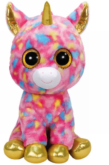 Imagine PLUS TY 42CM BOOS UNICORN MULTICOLOR