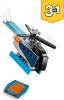 Imagine LEGO CREATOR AVION CU ELICE 31099