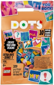 Imagine LEGO DOTS DOTS EXTRA SERIA 2