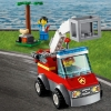 Imagine LEGO CITY STINGEREA INCENDIULUI DE LA GRATAR 60212