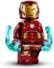 Imagine LEGO SUPER HEROES ROBOT IRON MAN 76140