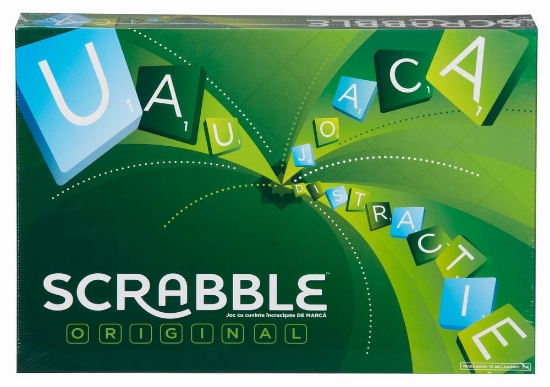 Imagine SCRABBLE ORIGINAL
