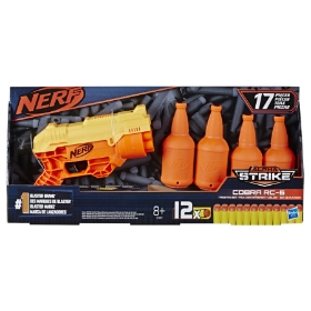 Imagine BLASTER NERF ALPHA STRIKE COBRA RC 6 TGT