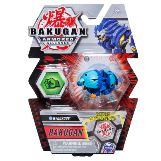 Imagine BAKUGAN S2 BILA BASIC HYDOROUS CU CARD BAKU-GEAR