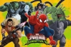 Imagine PUZZLE TREFL 260 SPIDERMAN IN ACTIUNE