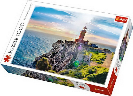 Imagine PUZZLE TREFL 1000 FARUL MELAGAVI