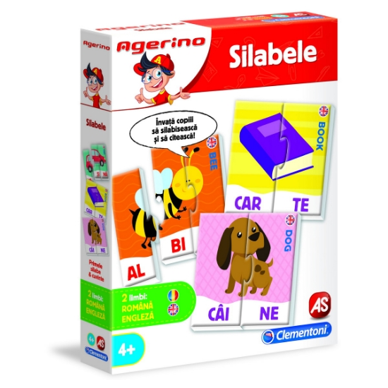 Imagine JOC EDUCATIV AGERINO SILABELE