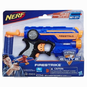 Imagine BLASTER NERF ELITE FIRESTRIKE