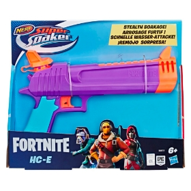 Imagine NERF SUPER SOAKER FORTNITE HC E  220ML