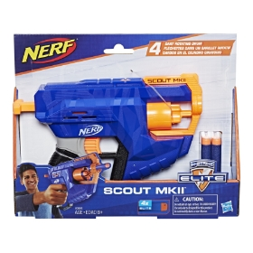 Imagine NERF BLASTER ELITE SCOUT MKII