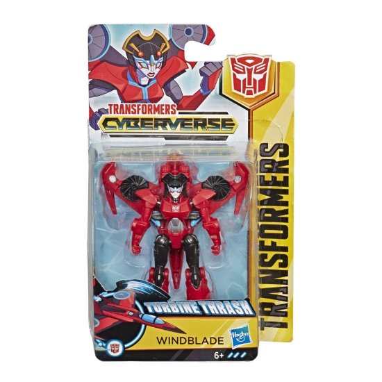 Imagine TRANSFORMERS CYBERVERSE WIND BLADE