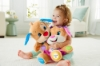 Imagine FISHER PRICE CATELUSA SIS VORBESTE IN LIMBA ROMANA