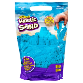 Imagine KINETIC SAND 900GRAME ALBASTRU
