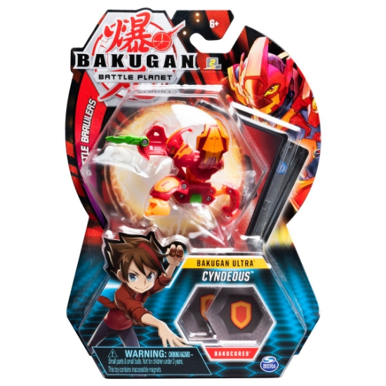 Imagine BAKUGAN ULTRA BILA CYNDEOUS
