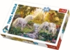 Imagine PUZZLE TREFL 100 GRADINA SECRETA