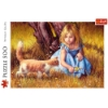 Imagine PUZZLE TREFL 500 COPILARIE