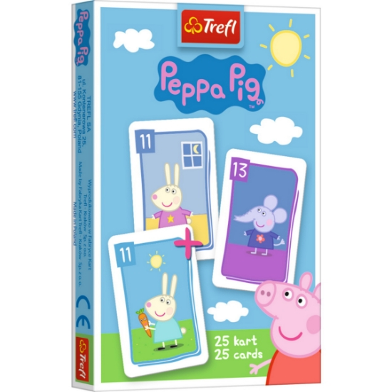 Imagine CARTI DE JOC PACALICI PEPPA PIG