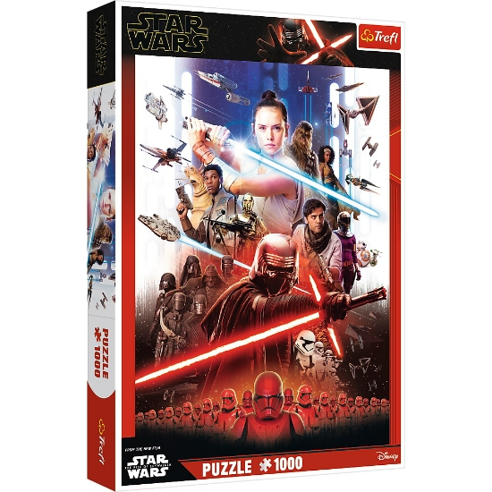 Imagine PUZZLE TREFL 1000 STAR WARS EPISODUL IX
