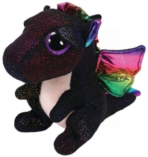 Imagine PLUS TY 15CM BOOS ANORA DRAGON NEGRU