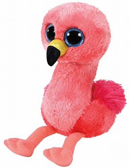Imagine PLUS TY 15CM BOOS GILDA FLAMINGO ROZ