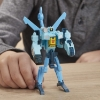 Imagine TRANSFORMERS ROBOT VEHICUL CYBERVERSE 1 STEP AUTOBOT WHIRL
