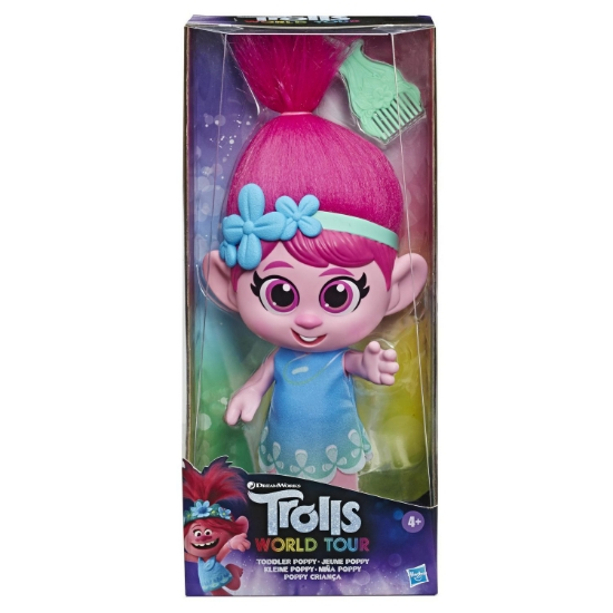 Imagine TROLLS PAPUSA POPPY