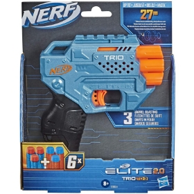 Imagine NERF ELITE 2.0 BLASTER TRIO TD 3