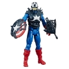 Imagine FIGURINA MAX VENOM CAPITAN AMERICA