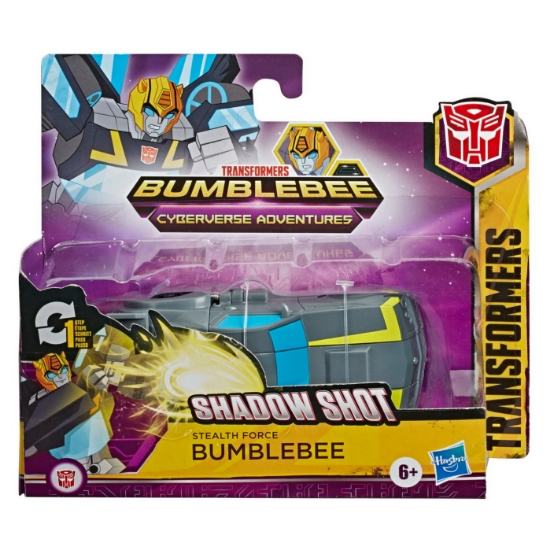 Imagine TRANSFORMERS ROBOT BUMBLEBEE SERIA STEALTH FORCE