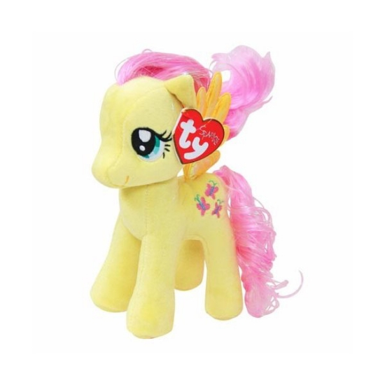 Imagine PLUS TY 18CM FLUTTERSHY MY LITTLE PONY