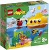 Imagine LEGO DUPLO   AVENTURA CU SUBMARINUL 10910