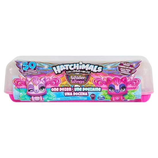 Imagine HATCHIMALS WILD WINGS SET 12 ANIMALUTE MISTICE IN OUSOARE