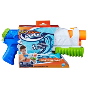 Imagine NERF SUPER SOAKER SCATTER BLAST