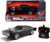 Imagine FAST&FURIOUS RC 1970 DODGE CHARGER 1:24